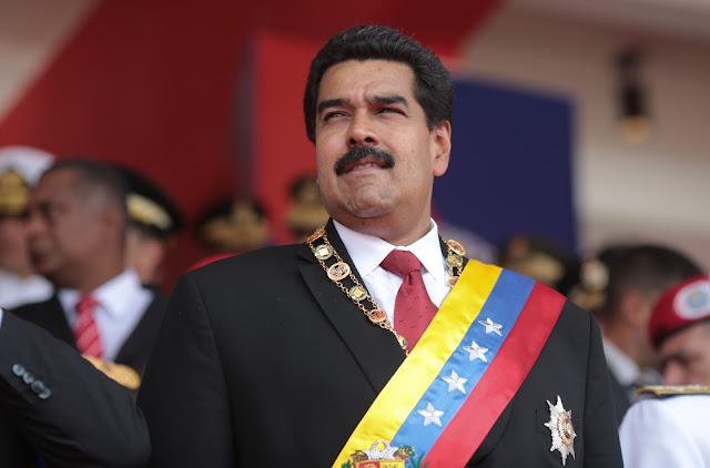 Maduro zamyka granicę z Kolumbią na 72 godziny