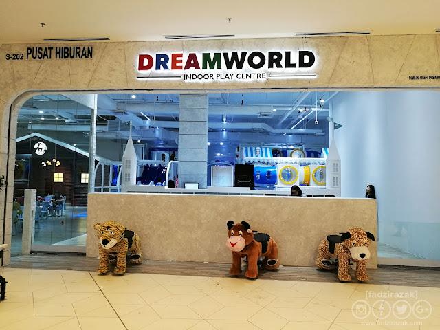Dreamworld Playland The Starling
