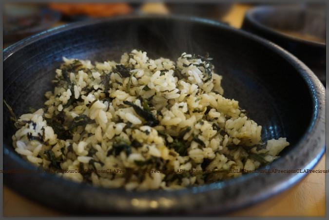 Makanan Penduduk Wilayah Jeongseon, Korea Selatan