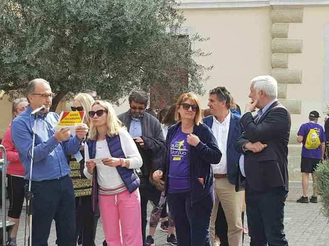 Εμπορικός Σύλλογος Ναυπλίου: Ζεστή η φιλοξενία των καταστηματαρχών στη Μαραθώνια Νύχτα