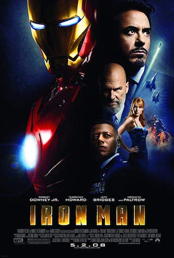 Iron Man 2008 Dual Audio Hindi Full Movie Download