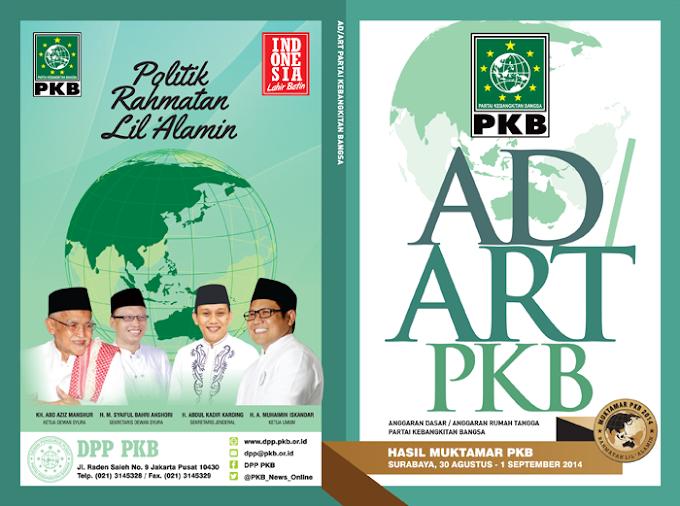 AD ART Partai Kebangkitan Bangsa