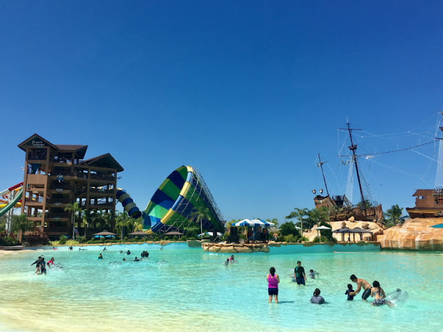 Seven Seas Attraction Buccaneer Bay