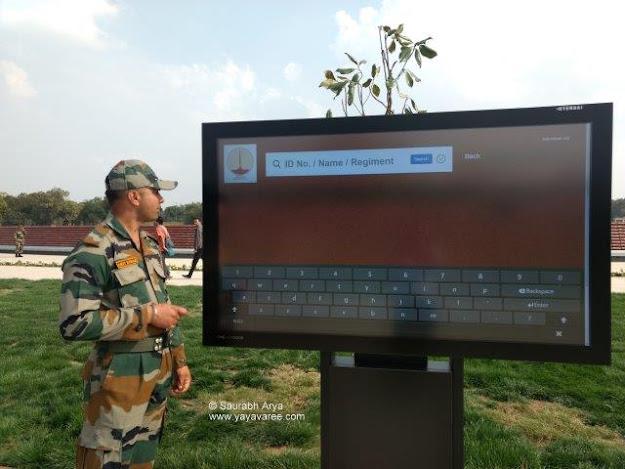 National War Memorial, राष्ट्रीय समय स्मारक, दिल्ली