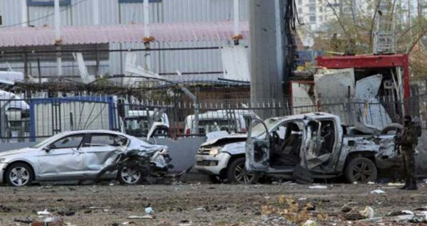Lagi, 2 Roket IS Hantam Kota Turki