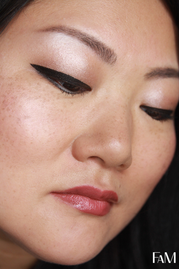 Make-up of the day l What's on my face today - MOTD for Monolids everyday natural makeup