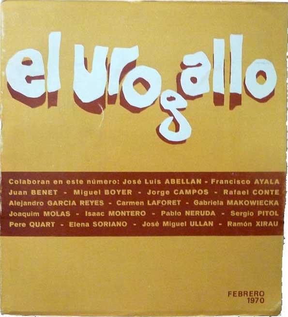 Revista El Urogallo