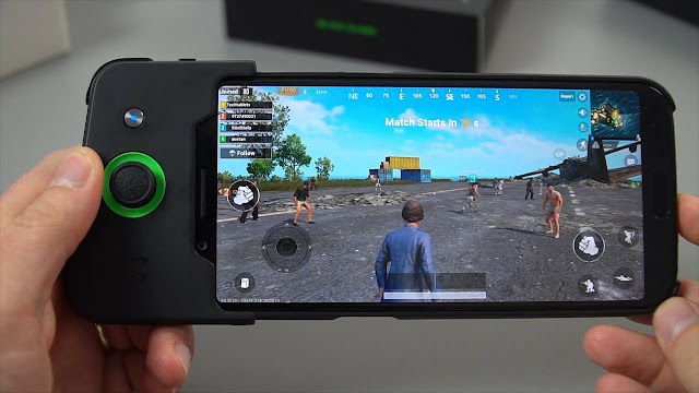 Xiaomi Black Shark best phone for mobile game