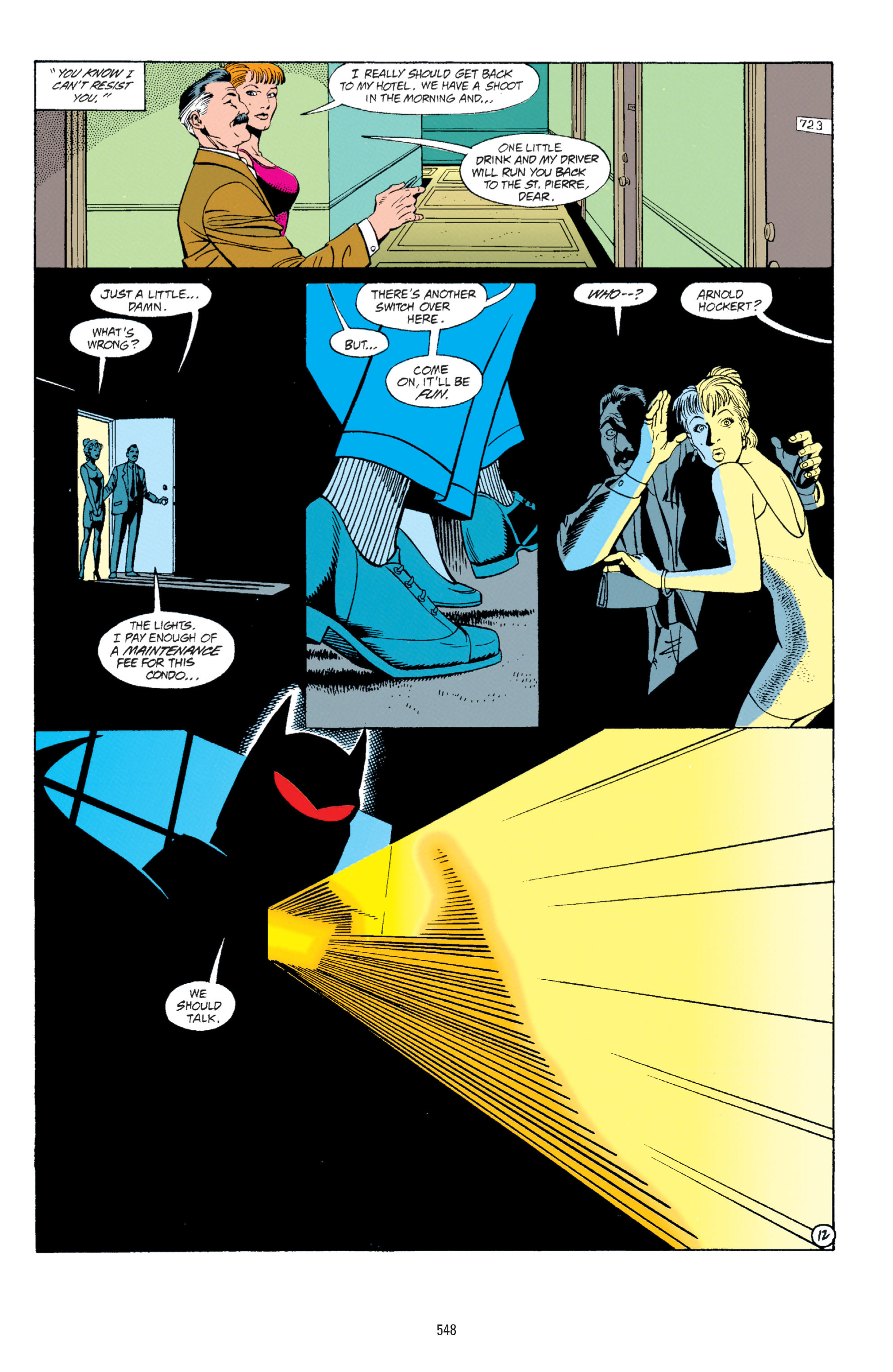 Detective Comics (1937) 674 Page 12