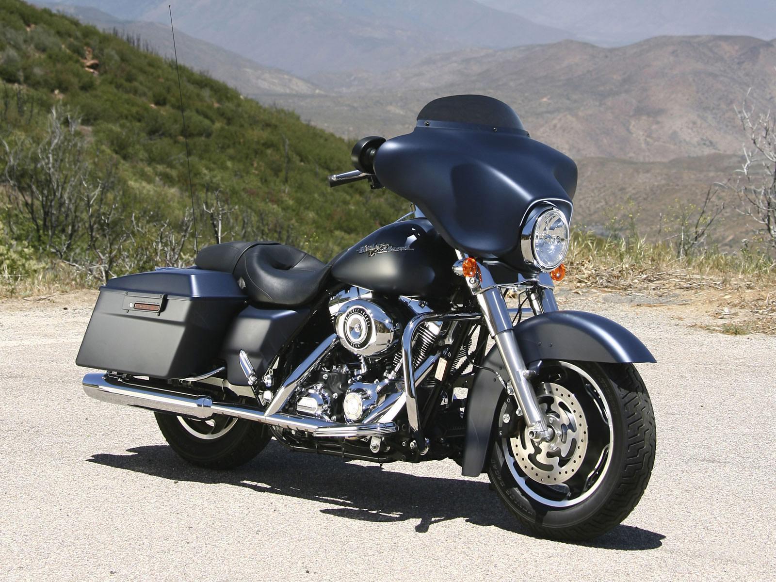 2008 HarleyDavidson FLHX Street Glide pictures