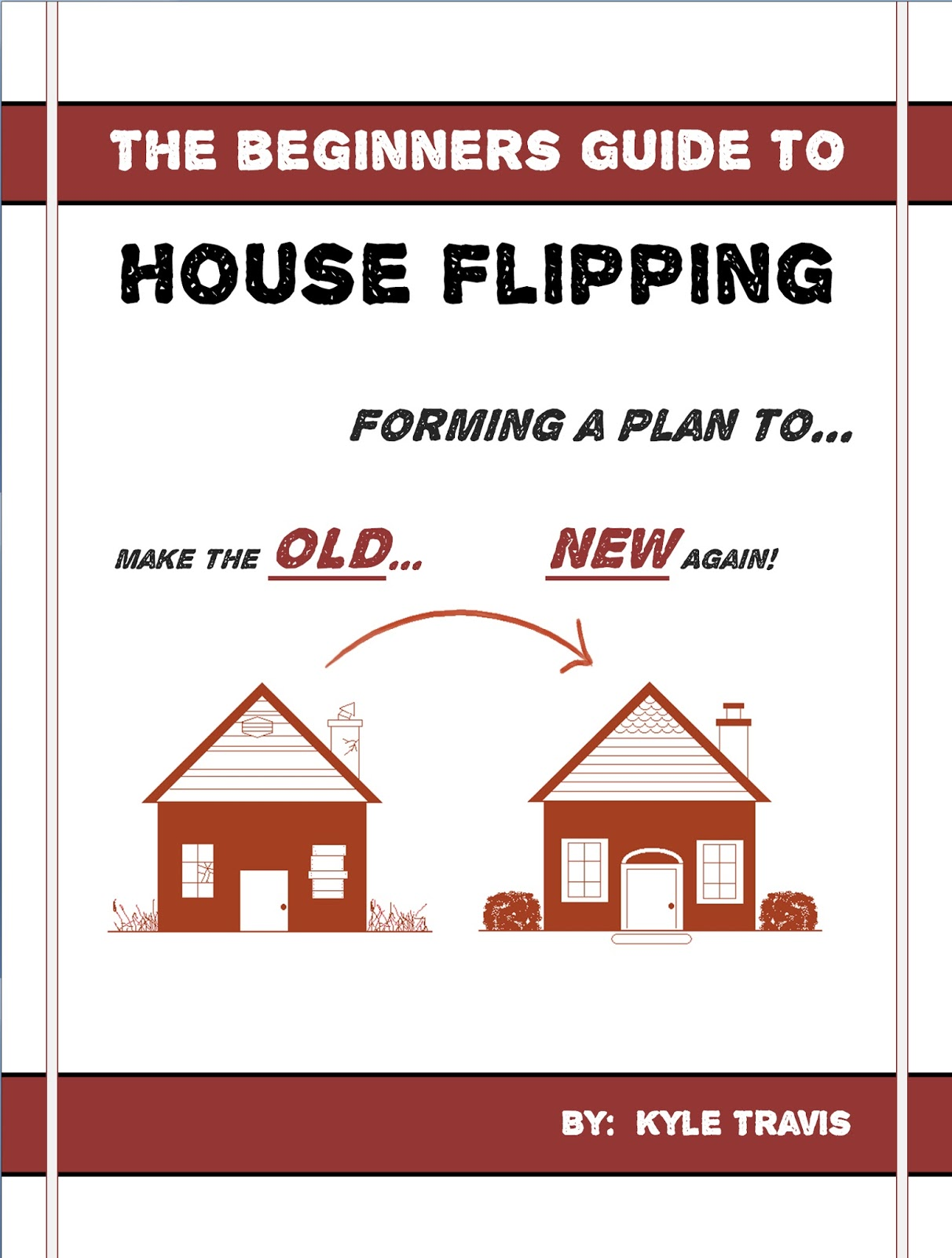 how to flip a house in 5 simple steps