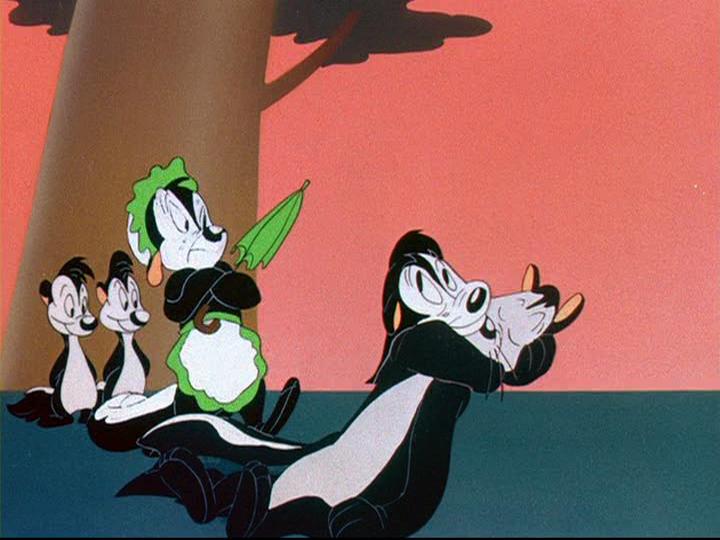 Pepe Kitty Tunes Looney
