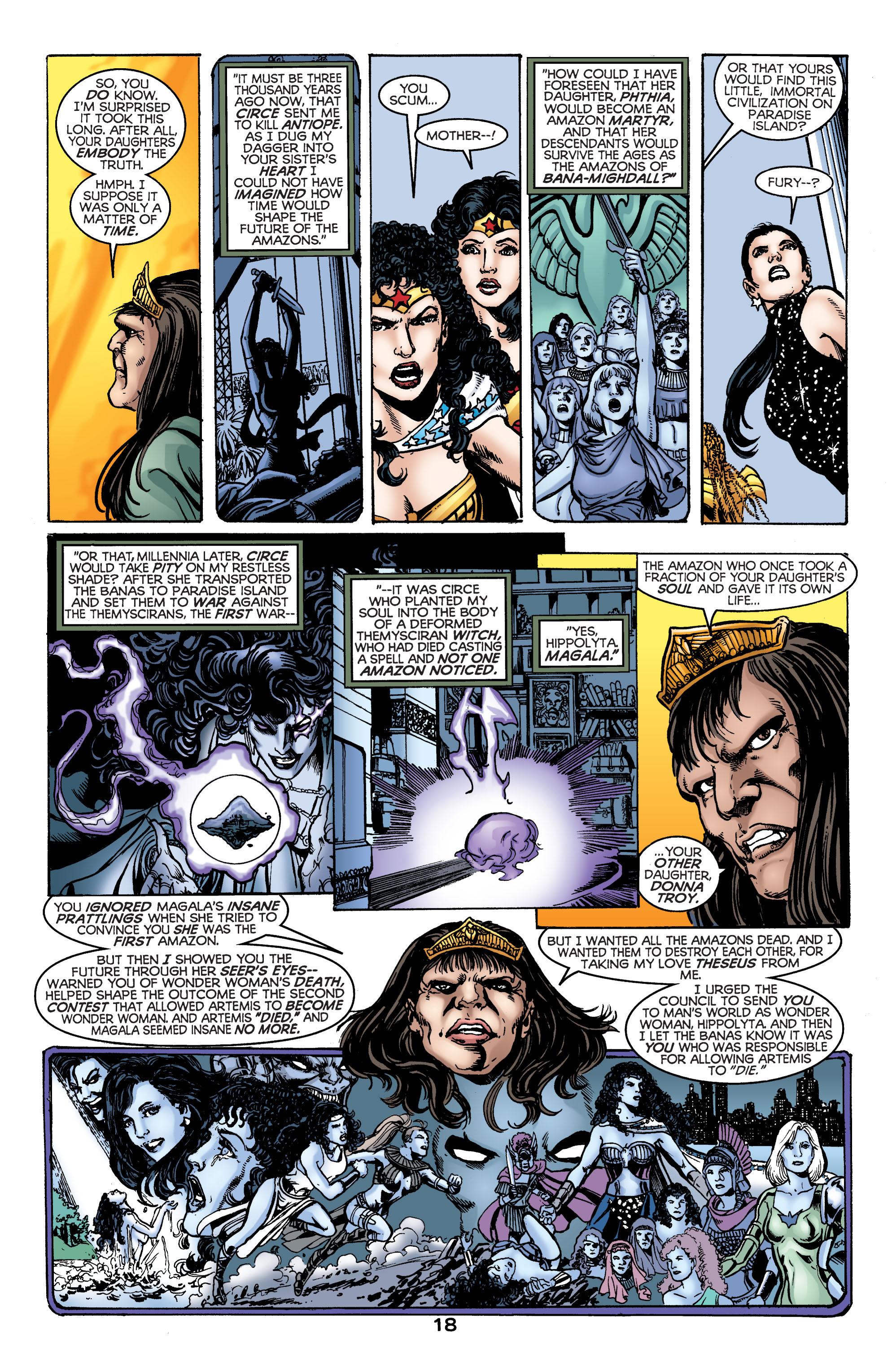 Read online Wonder Woman (1987) comic -  Issue #169 - 19