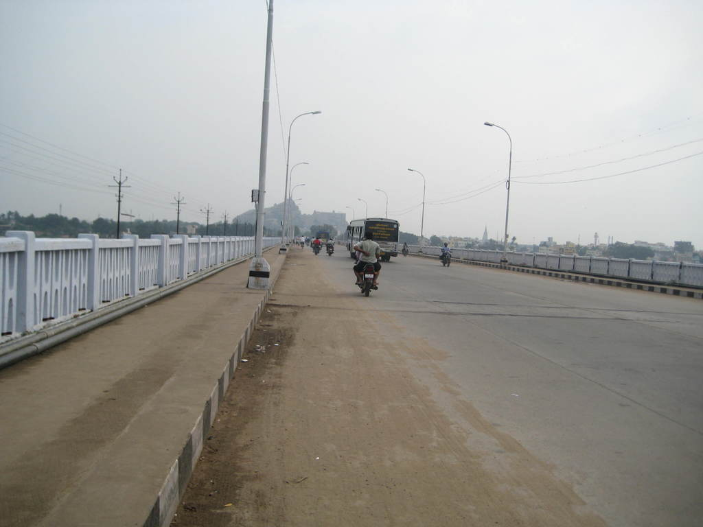 Image result for trichy cauvery bridge