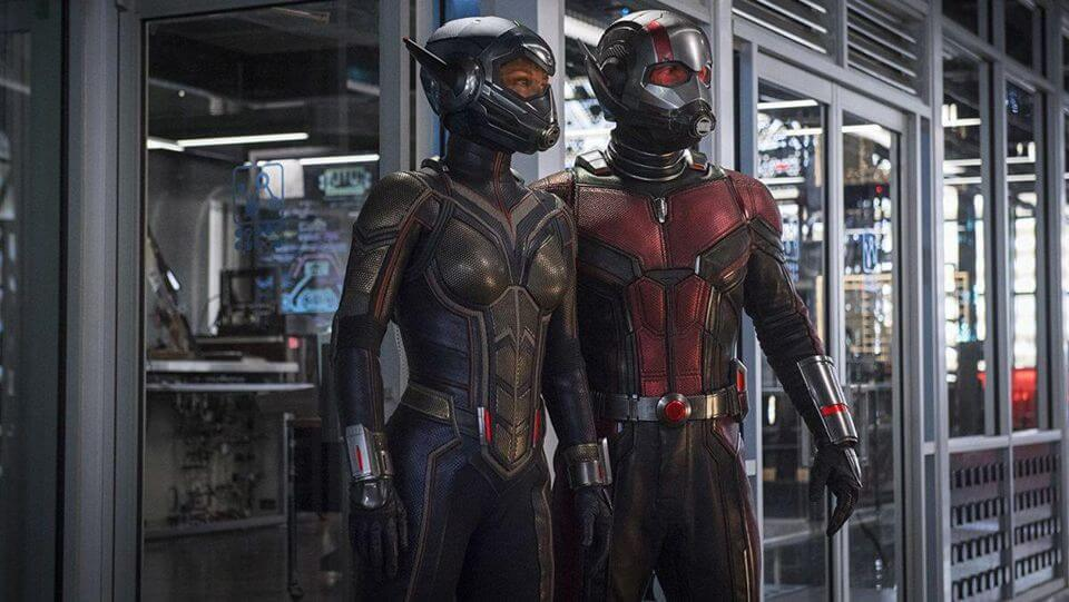 Ant-Man And The Wasp' Tops $300M, 'Jurassic World 2' Passes Major Box Office Milepost