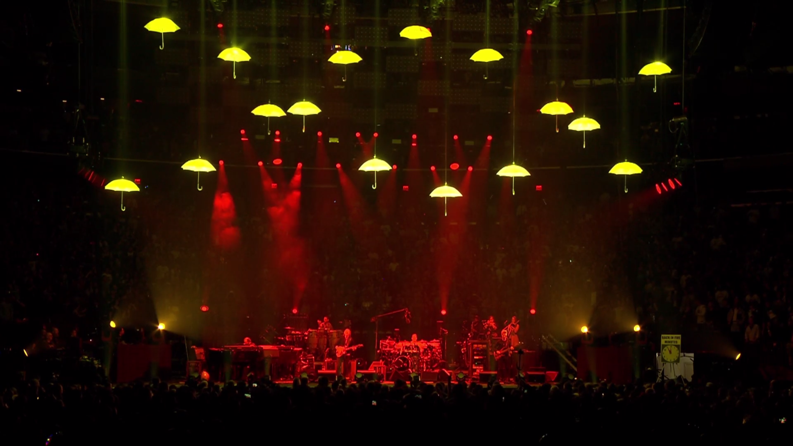 The Curtain With Phish 2016 12 31 Madison Square Garden Nyc Ny Webcast Rip