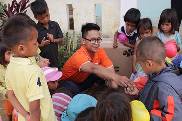 FPT Đà Nẵng Đi Xe Đạp Hướng Tới Môi Trường
