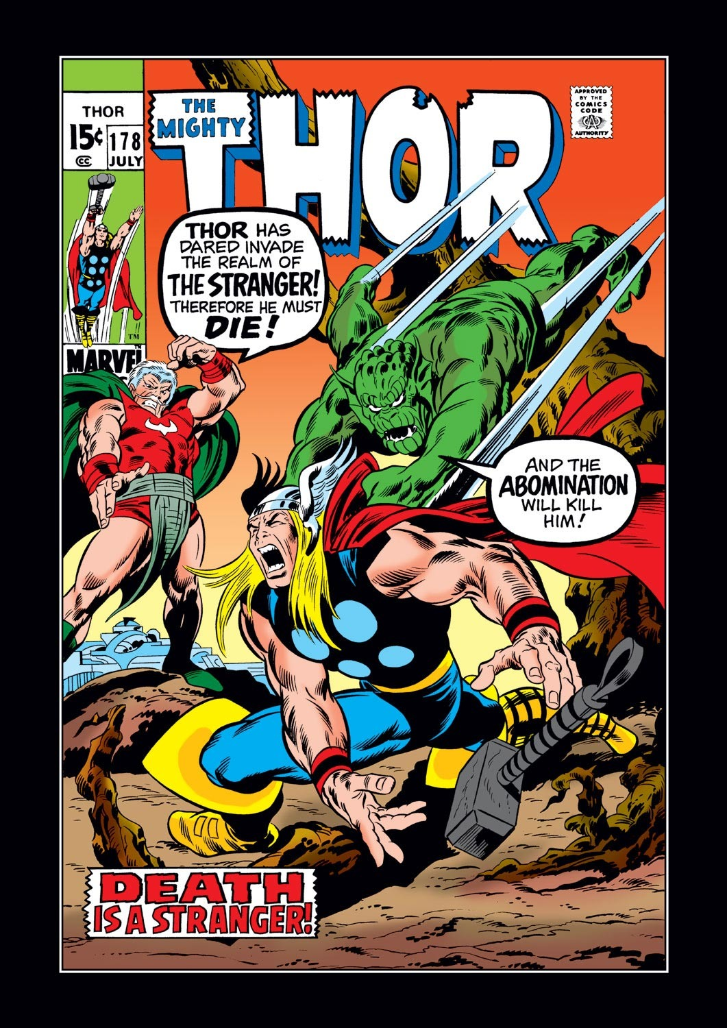 Thor (1966) 178 Page 1