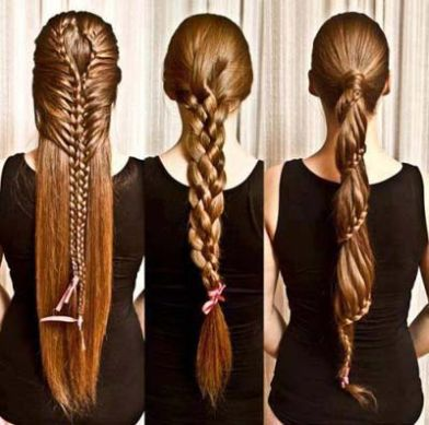 New Party Hairstyles For Long Hair Well Come To The Fashion World