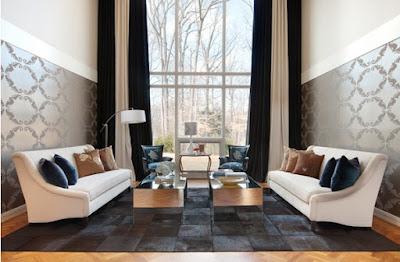 64 Desain Interior Ruang Tamu Mewah nan Elegan