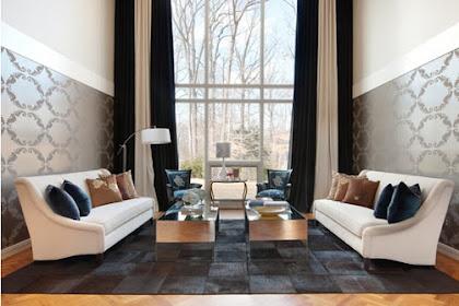 50+ Gambar Desain Ruang Tamu Mewah