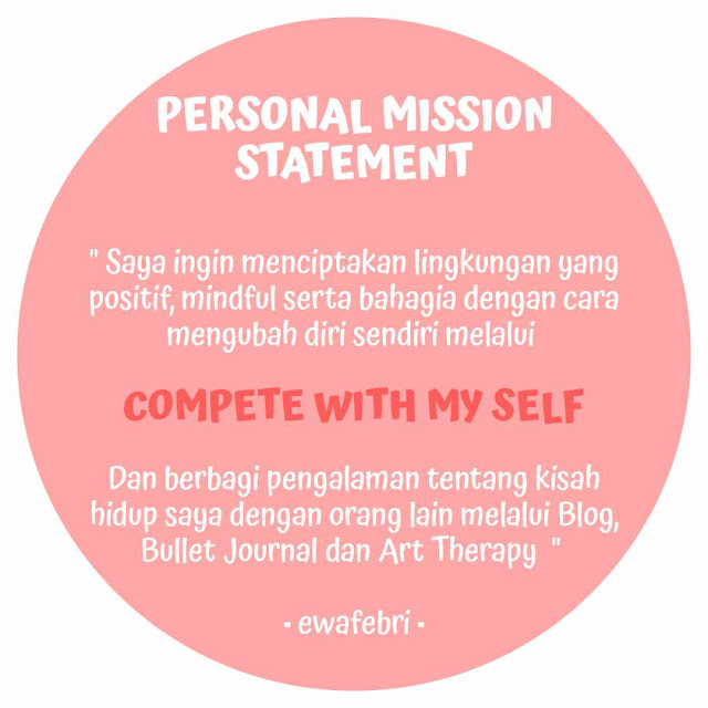 Personal Mission Development ewafebri