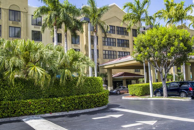 Homestead Hotel Miami Airport