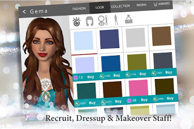 Download Game Fashion Empire - Boutique Sim Cheat Apk