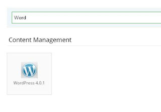 Pilih WordPress Di Idhostinger
