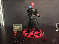 Toy Fair 2017 Mezco One:12 Collective Marvel Comics Red Skull