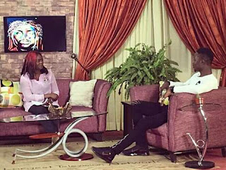 Graffiti HamLord 'Jesse Josh' Talks 'Art' On National Television (NTA)