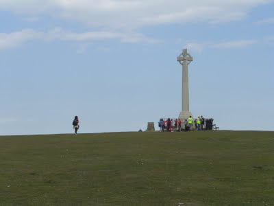 Tennyson Memorial on the Isle of Wight