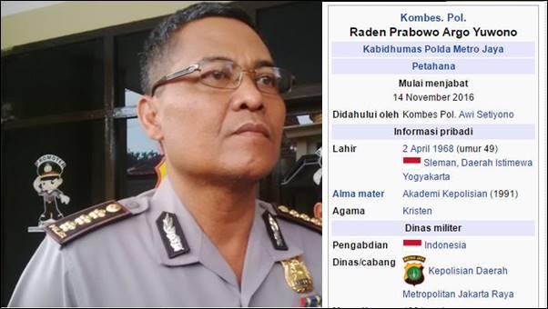 Kombes Argo Disebut Penganut Fanatik Agama Tertentu, Faizal: Jangan Sampai Polri Dicemari Politik Balas Dendam