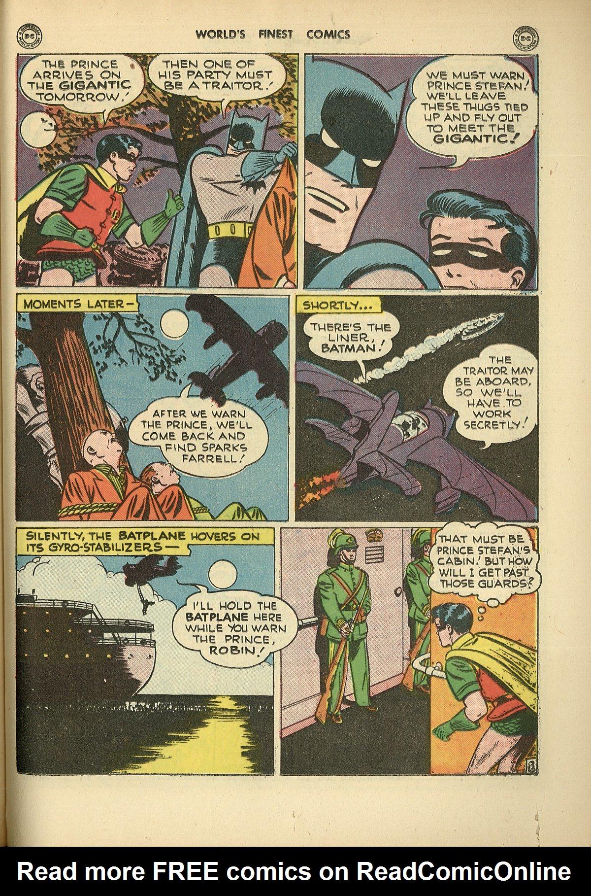 Read online World's Finest Comics comic -  Issue #26 - 63