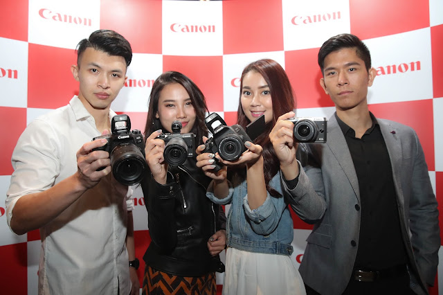 Canon EOS 800D, EOS 77D & EOS M6 Now Available in Malaysia