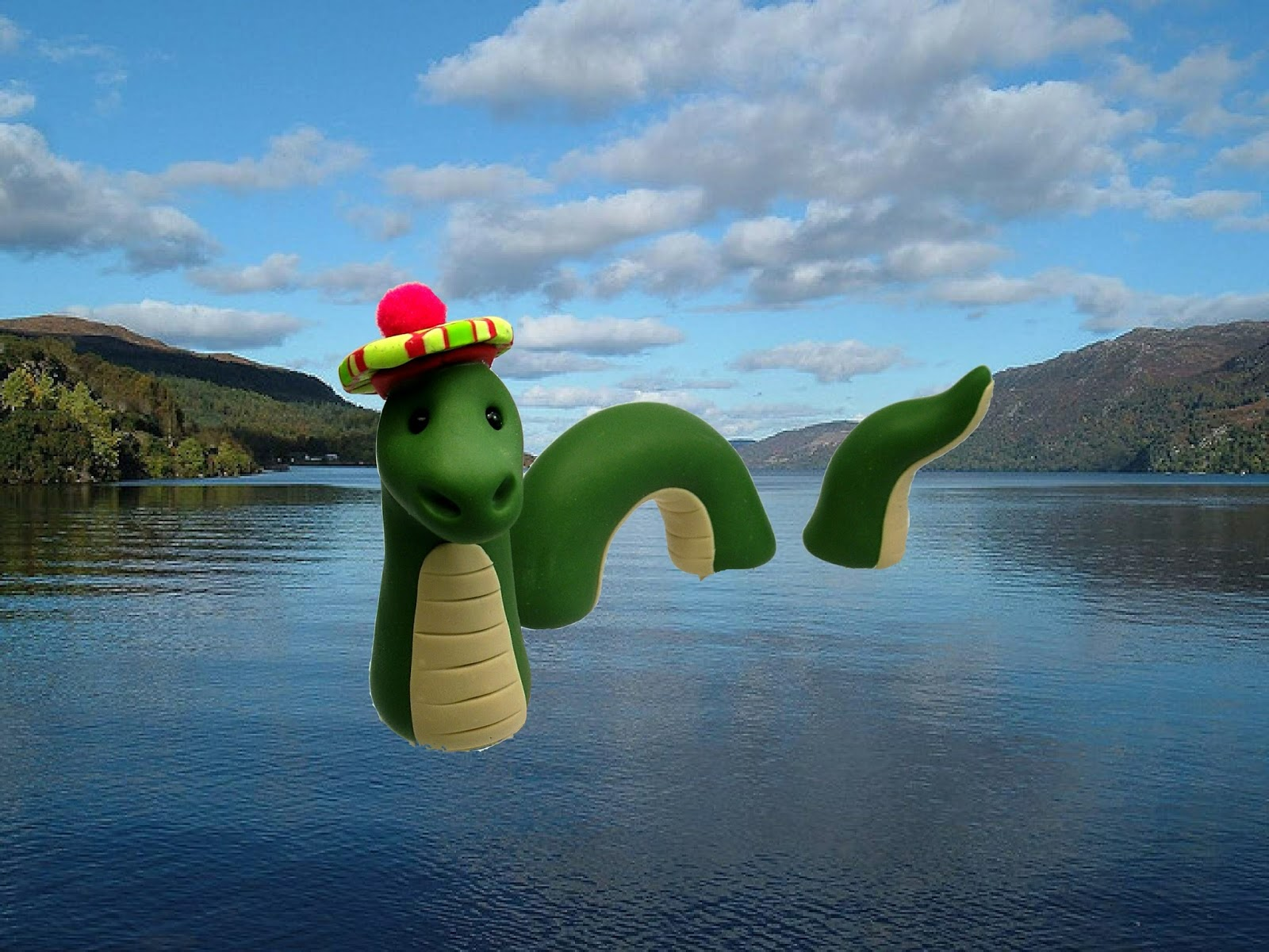 loch ness monster essays You will read two passages about the loch ness monster take notes as you  read you will later write an argumentative essay about what you have read.