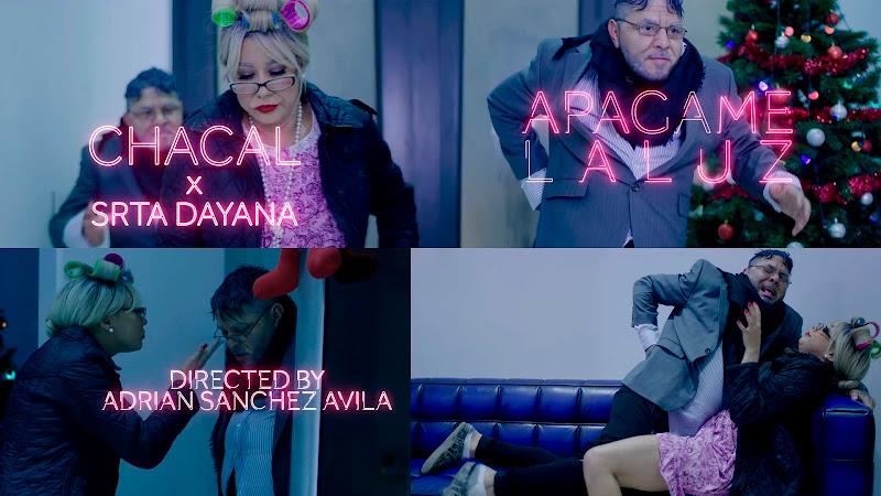 Chacal y Srta Dayana - ¨Apágame La Luz¨- Videoclip - Dirección: Adrián Sánchez Ávila. Portal del Vídeo Clip Cubano