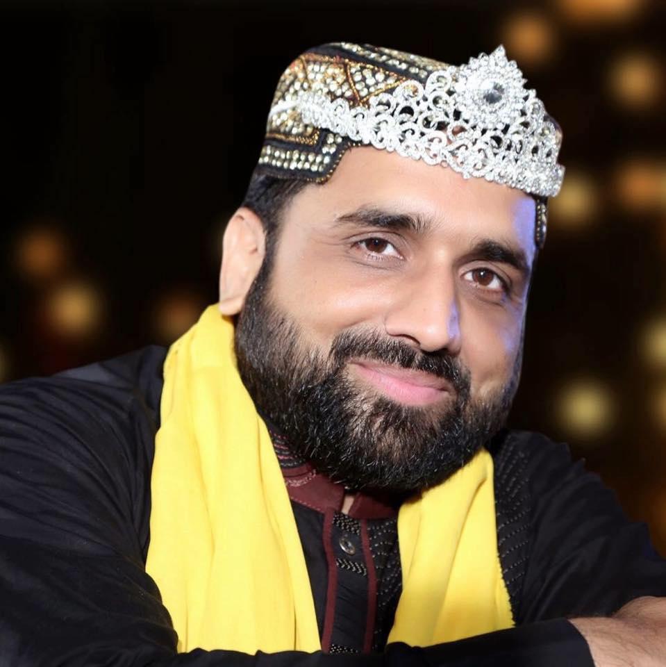 Qari Shahid Mehmood Qadri Pic - Naat Naat Or Bus Naat