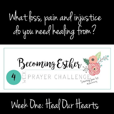 Week One: Becoming Esther June Prayer Challenge