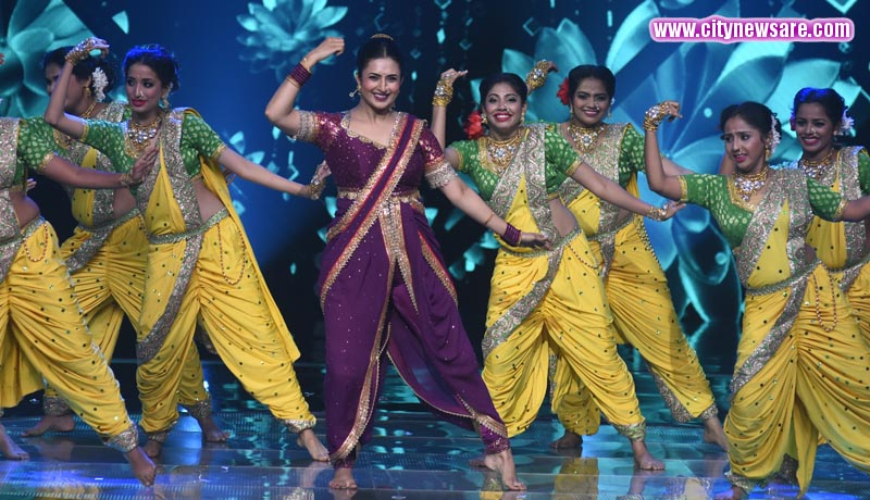 Diyvanka Tripathi's first attempt at Kathak and Laavni