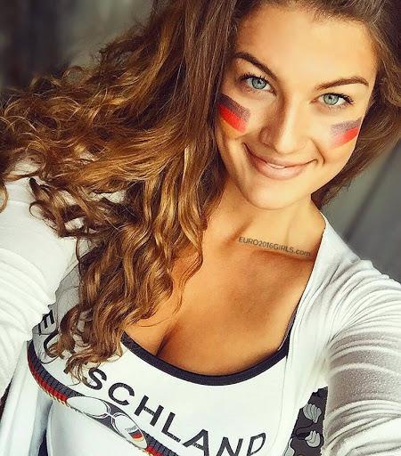 صور مشجعات المانيا الساخنة