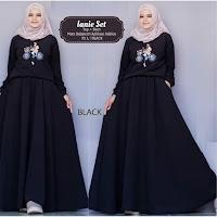 Jual Baju Setelan Muslim Wanita Lanie Set