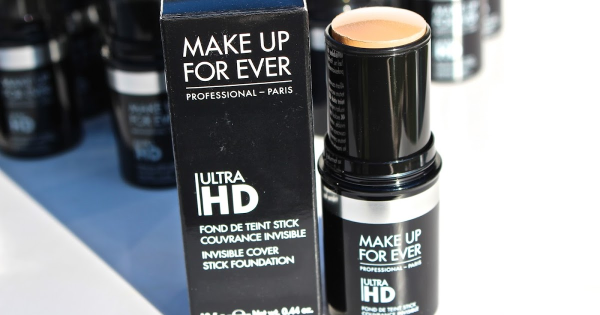 Beauty Professor Make Up Forever Ultra Hd Invisible Cover