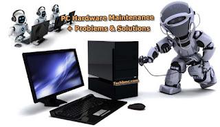 PC hardware problems and solution tips