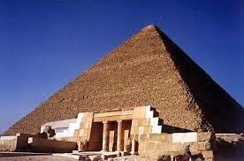 Misteri Bangunan Piramida Mesir