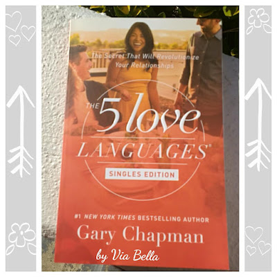 The Five Love Languages-- For Single People, Gary Chapman, book review, moody publishers, via bella