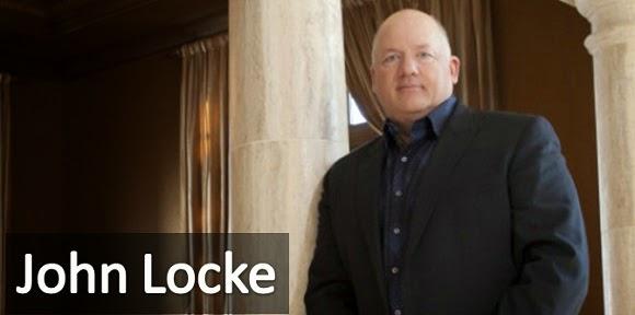 El reconocido escritor John Lock