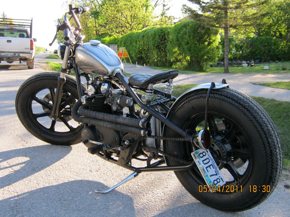 Lowbrow Customs Blog-O-Rama: Customer Bike Spotlight: Scott