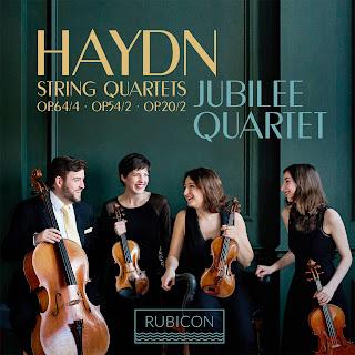 Haydn String Quartet - Jubilee Quartet
