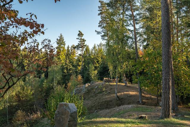 Bernsteinweg Schnaittenbach  Wandern im Amberg-Sulzbacher Land 02
